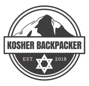 KosherBackpackerLogo