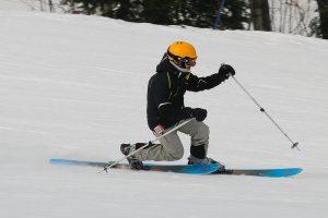 Skieur_Telemark